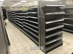 Orwak 3110 Metal Shelving Heavy Duty Deli Counter Fridge Display Retail Shop