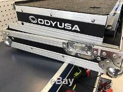 Pioneer Serato DDJ-SX2 With Heavy Duty Sliding Shelfs Road Case & Power Adapter