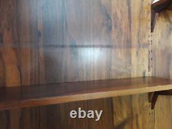 Poul Cadovius Royal Cado Modular Wall Units System In Rosewood
