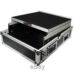 ProX XS-19MIX13ULT ATA 300 Heavy Duty 19 Mixer Case+13U Top Mount+Laptop Shelf