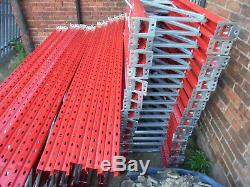 Racking SHELVING Heavy duty industrial warehouse garage retail storage unit