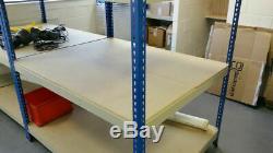 Rapid Racking Heavy Duty Racking Shelving 2440h x 1525w x 1220d