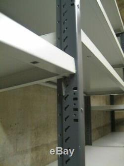 Shelving Boltless metal / Shelving System / Garage Racking, Heavy Duty Metal