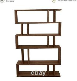 Solid Wood Elmari bookcase Furniture Village
