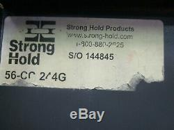 Strong Hold Stronghold 60x24x78 2 Door 4 Shelves Heavy Duty Storage Cabinet