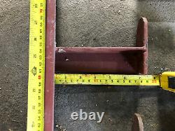 Wall Mounted Heavy Duty Pipe Or Timber Racking Shelves