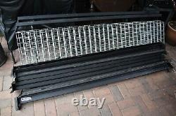 Whalen 4 Tier 77 (195cm) Industrial Heavy Duty Boltless Storage Rack/Shelving