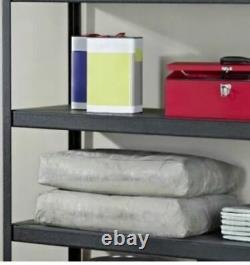 Whalen 5 Tier 48 (121cm) Heavy Duty Storage Rack Shelf BEST PRICE