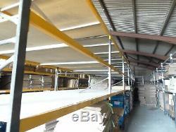 1 Baie De Grand, Robuste Commercial Industriel Entrepôt Rayonnages Racking
