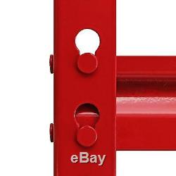 1 X Angle De Montage En Rack De Stockage Garage 2 X 90 CM Etagère Heavy Metal Emboîtable Duty