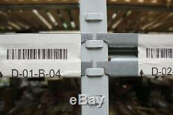 6x Extra Large Heavy Duty Racking Baies D'étagères Apex Longspan Entrepôt De Stockage