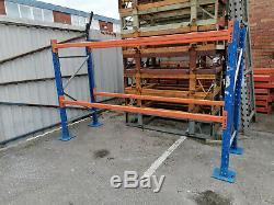 À Partir De Stockage Bay Racking Étagères De Rayonnage Poutre Bay Heavy Duty Pour Conteneurs