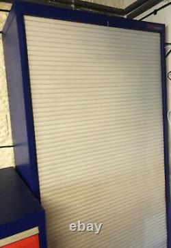 Armoire Industrielle D'armoire D'atelier D'outillage De Tambour Lourd Avec 4 Étagères