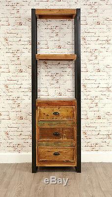 Baumhaus Urban Chic Bibliothèque Alcove (avec Tiroirs) Livraison Gratuite