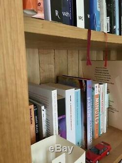Bibliothèque Haut + Tiroir Fresco Naturel Chêne Massif Par Oak Furniture Terre