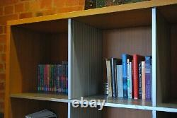 Bibliothèque Vitra Spatio Mobilier De Bureau De Rangement En Vinyle / Home Collect Le8 Vgc