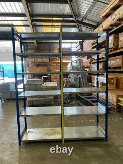 Bito Unité De Rayonnage De Service Lourd/garage/rack D'archives/warehouse Storage Bay