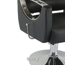Chaise De Coiffure Inclinable Hydraulique Réglable Chaise De Salon De Beauté