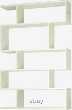 Contenu Par Terence Conran Balance Tall Shelving Unit White Fsc Certifié