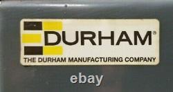 Durham 2 Porte 4 Chauffage De Chaussures De Chaussures 78 X 48 X 24