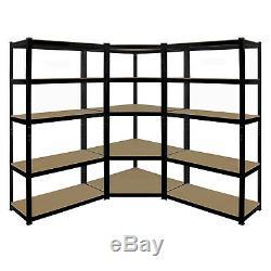 Emboîtable 5 Niveau D'angle Étagère Pour Garage Shed Boutique Afficher Heavy Duty