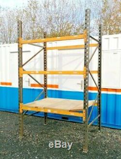 Entrepôt / Atelier / Garage Heavy Duty Racking Avec Étagères (1 Bay)