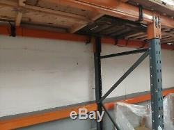Entrepôt Heavy Duty Commercial Industriel À Palettes Cadres Et Poutres