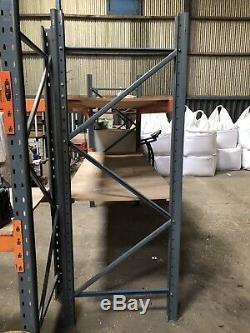 Entrepôt Racking Heavy Duty À Palettes Stockage