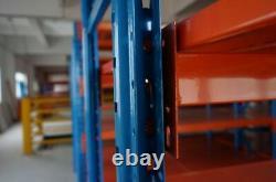 Étagères À Palettes Commerciales, Supports Et Poutres, Étagères De Grande Capacité