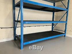 Étagères De Garage Rayonnages À Grande Capacité Pour Usage Intensif / Industriel