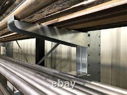 Étagères De Rangement De Rangement De Rangement De Stockage De Cantilever Pour Usage Industriel