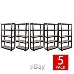 Garage Heavy Duty Racking Étagères Unités 180cm X 40cm X 90 CM (175 KG Par Tablette)