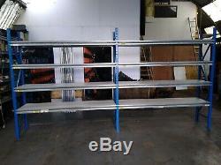 Heavy Duty Garage Racking Rayonnage Emboîtable Unités Métalliques