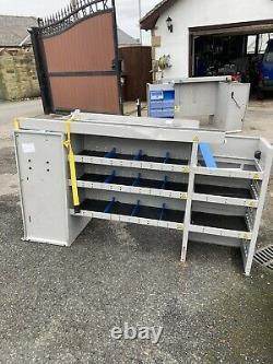 Heavy Duty Van Étagères Steel Metal Rack Storage Garage