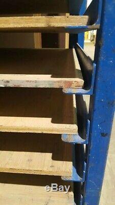 Industrielle / Heavy Duty Refroidissement Racks Sur Roues
