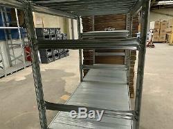 Job Lot Heavy Duty Entrepôt Racking De Qualité Professionnelle 42 Baies, 300+ Les Régiments