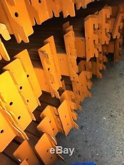 Le Garage Résistant De Rayonnage De Stockage Résistant Étire Le Conteneur D'entrepôt Industriel D'étagères