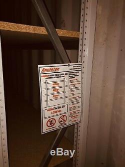 Longspan Rayonnages Étagères Débourbage D'entrepôt, Robuste Industriel Apex