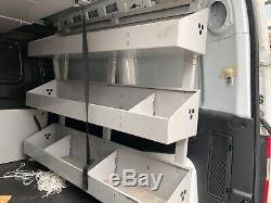 Métal Van Racking Rayonnage Système Commercial Heavy Duty