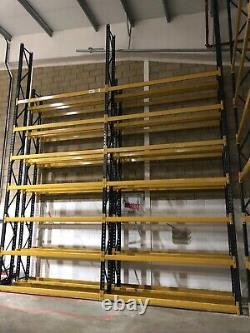 Palette Lourde Racking Étagères Entrepôt / Garage / Atelier Lien51 Dexion Pss