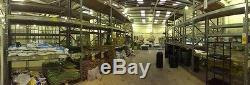 Palettisation Dexion Kimer Garage Entrepôt Baies Rayonnage Lourd Devoir 750mm 4 M