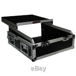 Prox Xs-19mix13ult Ata 300 De Heavy Duty 19 Mixer Case + 13u Top Mount + Étagère Pour Ordinateur Portable