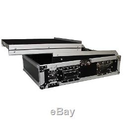 Prox Xs-19mix13ult Coque Ata 300 Heavy Duty 19 + Montage Sur Le Dessus 13u + Tablette Pour Ordinateur Portable