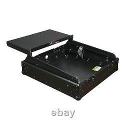 Prox Xs-19mixltbl Ata 300 Heavy Duty 10u A L'horizontale 19 Mixer Case+laptop Tablette