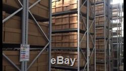 Racking Heavy Duty Étagères L2.7m D0.6m 600mm Toutes Les Tailles -industriel Boulon