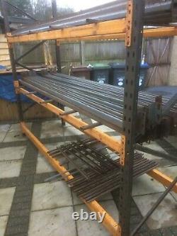 Racking Industriel / Étagères / Stockage, Grange / Hangar / Garage Find (job Lot)