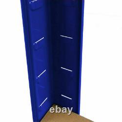 Rangement Lourd 5 Niveaux De Rayonnage Bleu Sans Boulon (150 X 70 X 30) CM