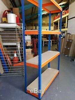 Rapid Racking Rayonnages Lourds (2440 X 1525 MM X 457 Mm)
