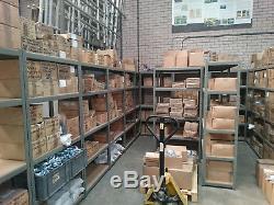 Rayonnage De Garage 5 Niveaux Extra Ultra-résistant 180 X 90 X 45 CM