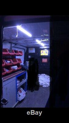 Rayonnage De Garage / Atelier / Fourgonnette / Rangement De Métal, Usage Intensif